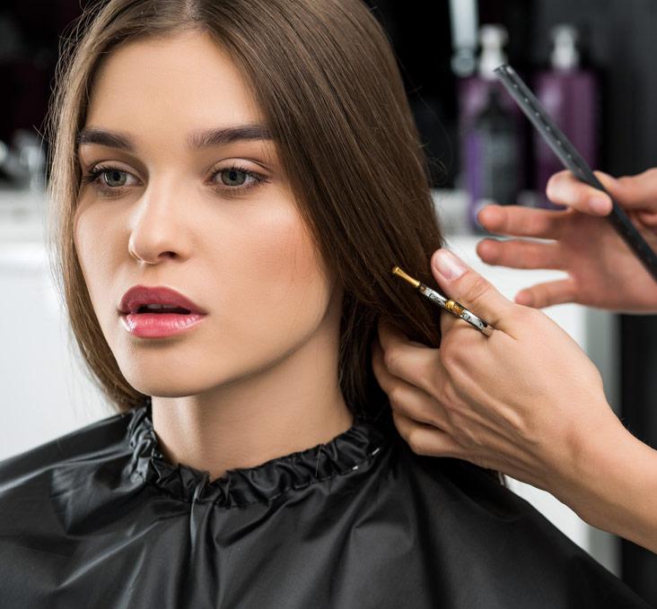 Salon Hair Services